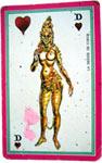 Carte Amour du tarot divinatoire